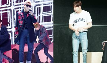 6 Male K-Pop Idols Who Look Amazing With The Height of 181cm