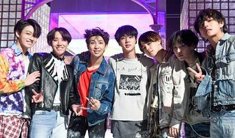 BTS On Behind The Scene Of 'Fake Love' MV Shooting By Dispatch