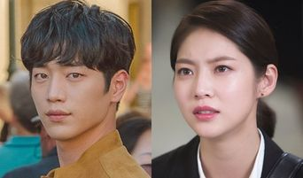 Seo KangJoon Surprised At The Chestnut Brown Eyes Of Gong SeungYeon, The Same As His