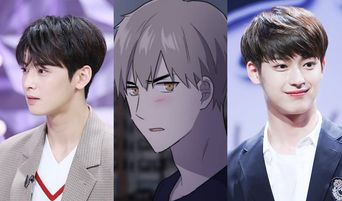 Who Is The Handsome Idol Chosen To Act As The Young Version Of Cha EunWoo In 'My ID Is Gangnam Beauty'?