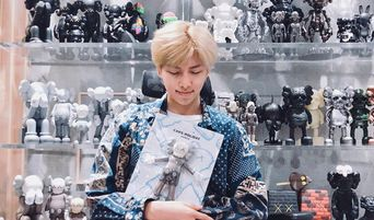 5 K-Pop Idols Who Are Hyping Up 'KAWS:HOLIDAY' Happening This Summer In Seoul