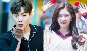 K-Pop Couple Fantasy: MONSTA X's ShowNu & DIA's Jung ChaeYeon