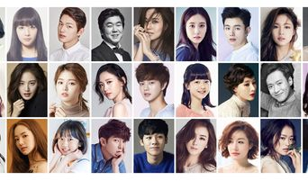 Top Actors And Actresses Of Namoo Actors Along With Park MinYoung