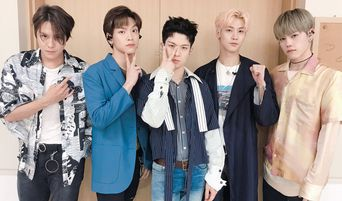 N.Flying Members' Height, From Tallest To Shortest