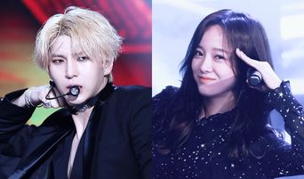 K-Pop Couple Fantasy: VIXX's Leo & Gugudan's SeJeong