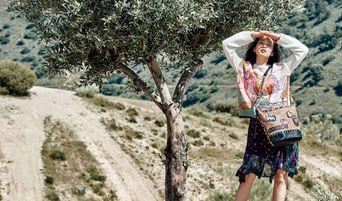 Park ShinHye Amazing Beautiful Photoshoot In Spain For Magazine