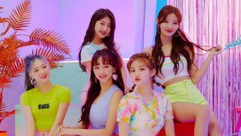 Saturday Profile: Five Member SD Entertainment Girl Group