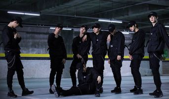 Upcoming Mnet Reality Show Of The New Boy Group ATEEZ Under Block B's Agency