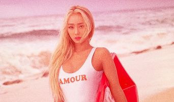 HyoLyn Shows Off Her Amazing Physique On Teaser For Upcoming Single 'SEE SEA'