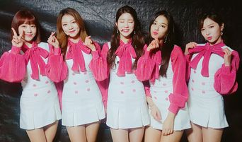 LABOUM Members' Height, From Tallest To Shortest