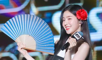 Netizens Wish Red Velvet Irene Could Dance To 'Havana' With A Rose On Her Hair