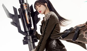 WJSN's Cheng Xiao Is Chosen To Model For Soulworker
