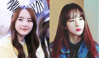 Fans Noticed That WJSN's SeolA Lost Weight