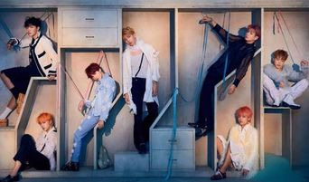 BTS Love Yourself 結 'Answer' Concept Photo E version