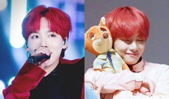 7 Male K-Pop Idols Who Were Called 'Cherry Head' For This Simple Reason