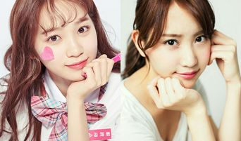Netizens See The Resemblance Of 'Produce 48' Kim ChaeWon With Ex-AKB48's Nagao Mariya