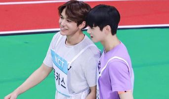 """Fans Go Crazy At Lucas And Cha EunWoo's Interactions At """"ISAC 2018"""" Chuseok"""