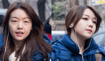 Shocking Makeup Power On K-Pop Idols