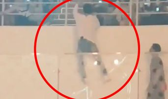 Who Is The Idol That Climbed The Stadium Walls For Fans?