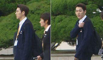 Zico Looking More Toned Down Than Usual Self In PyongYang North Korea