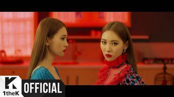 """[MV] SunMi _ 'Siren', releases her mini album """"WARNING""""."""