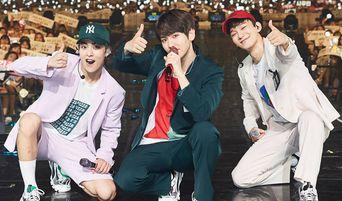 2018 Gangnam Festival K-Pop Concert: Lineup