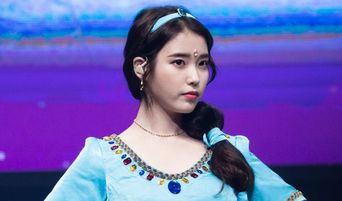 IU Transforms Into A Disney Princess For Her 10th Anniversary Fanmeeting