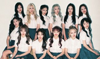 LOONA Becomes The New Face Of Lotte Department Store Mobile App