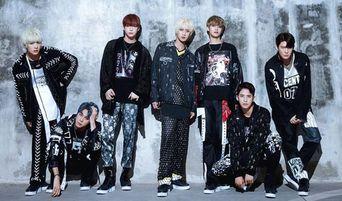 LUCENTE Profile: NOGA Entertainment 7-Member Boy Group