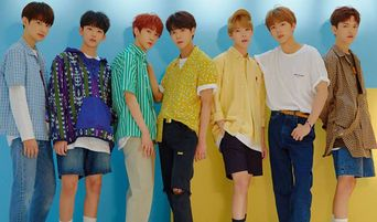 VERIVERY Profile: Younger Brother Of VIXX
