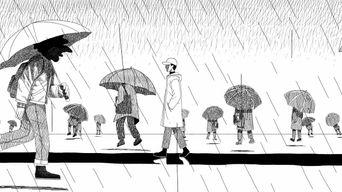 RM 'forever rain' MV