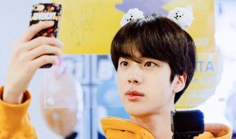 Fans Are Jealous Of The Love BTS's Jin Has For RJ
