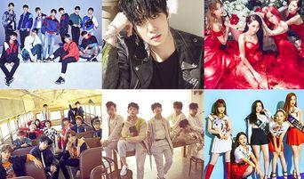 2018 Jeju Hallyu Festival: Lineup
