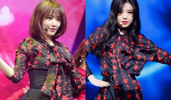 Who Wore It Better IZ*ONE's Sakura Or (G)I-DLE's SooJin?