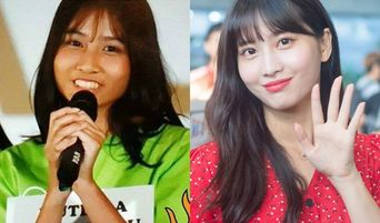 TWICE MoMo's Doppelganger Surfaces From JKT48?