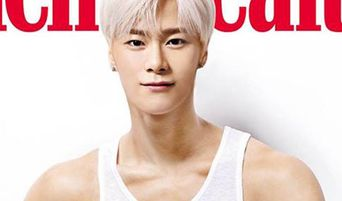 ASTRO's MoonBin Wows Fans With The Cover Of 'Men's Health' Korea