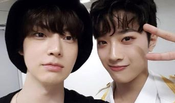 Ahn JaeHyun And Wanna One's Lai KuanLin Could Easily Be Seen As Brothers