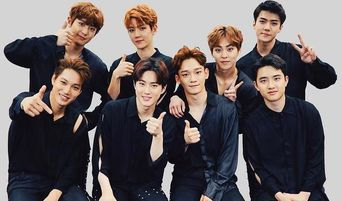 How EXO Members Look Without Makeup And Styling