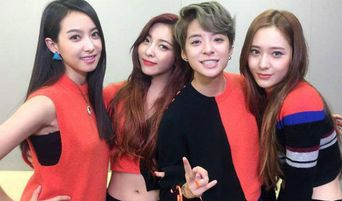 What Amber Thought Of f(x) Members Upon First Impression