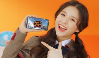 LOONA Dubbed As The Next Generation CF Queens, Snatching Another Mobile Game CF