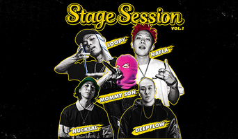 Stage Session North American Tour with Nafla, Loopy, Mommy Son, Nucksal & Deepflow : Cities And Ticket Details