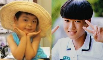 5 Cute Childhood Pictures Of 'Under Nineteen' Contestants Cause Fans To Go Wow