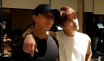 JaeJoong And HanGeng Reunite Once Again In China
