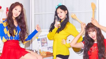 FLAVOR Members Profile: FENT K-Pop Girl Group Sub Unit