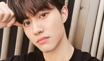 """Kwak DongYeon Shares Cute Pictures Of Him With The Script Of Drama """"My Strange Hero"""""""