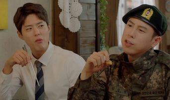 Block B's P.O Is Full Of Energy In 'Encounter' As The Younger Brother Of Park BoGum