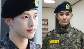7 Actors That Will Be Discharged From The Military In 2019