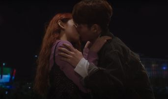 "Gugudan's MiNa Had A Kiss Scene In Drama ""Mama Fairy And The Woodcutter"""