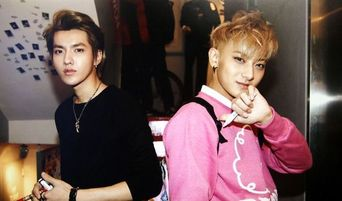 Former EXO Members Kris Wu & Tao Put Aside Their Differences In The Past And Start Friendship