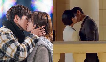 Sweetest 4 Kiss Scenes Of Airing K-Dramas